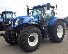 New Holland T7.220-T7.235-T7.250-T7.260-T7.270 Tractors - Workshop/Repair Manual
