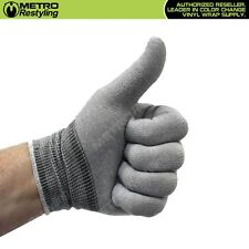 Anti-Static Lint Free Glove for Vinyl Wrapping Car Vehicle Wrap