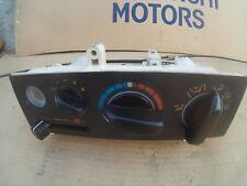 Conjunto mandos calefacción -- MB878003 -- Controller assy, heater.