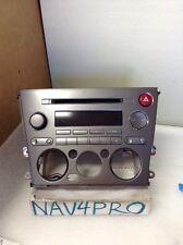 2005 2006 Subaru Legacy Radio Cd Player Oem 86201Ag64A #A32