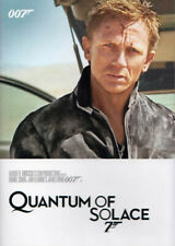 QUANTUM OF SOLACE (WHITE COVER) (DVD)