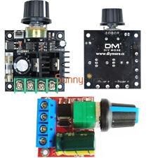12V-40V 10A/5A PWM Motor Controller Speed Regulation Dimmer DC 5V-35V 20khz LED