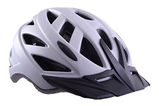 DAWES SWITCH MTB/ANY BIKE LIGHT COMMUTER ADULT HELMET LARGE 58-62cm MATTE GREY