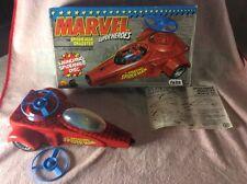1990 RARE TOY BIZ SPIDER-MAN MARVEL SPIDER-MAN DRAGSTER