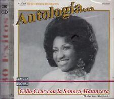 Celia Cruz Con La Sonora Matancera Antologia 2CD New Sealed