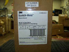 3M Scotch-Weld Adhesive Remover 8.5 lbs Cylinder # 25748 New