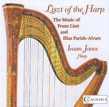 Liszt of the Harp [New CD]