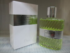 EAU SAUVAGE by DIOR 3.4 FL oz / 100 ML After Shave Lotion Sealed Box