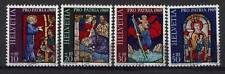 Suiza 1969 Sg # 774-7 Vitral conjunto Usado