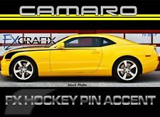 2010 Chevrolet Camaro Retro Factory Style Hockey Stripe W/ Pin Accent #1 Dealer