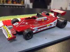Yaxon Ferrari 312 T4 1979 1:43 #11 Jody Scheckter, zonder doosje