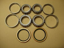 87 88 89 90 91 92 93 94 95 - 02 CHEVY  PICK UP TRUCK REAR WHEEL BEARING  + SEALS