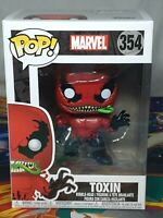Marvel Toxin #354 Pop Bobble-Head Figure Funko Aus Seller