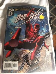 Daredevil Man Without Fear #65/445 NM Condition 40th Anniversary Marvel 2004