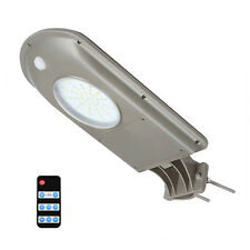Outdoor LED Solar Street Light IP65 Dusk to Dawn Sensor Area Security Post Lamp