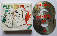 ⭐⭐⭐⭐ Pop & Wave Vol. 2 ⭐⭐⭐ 36 Track 2CD 1992 ⭐⭐⭐⭐ New Order ; The Cure ; Yazoo