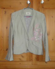 NEXT Linen Coats & Jackets Blazer for Women