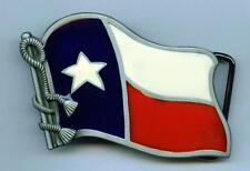 Gürtelschnalle Buckle Texas  USA Südstaaten Western Lone Star