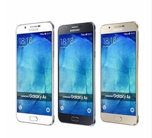 NFC Samsung Galaxy A8 A8000 4G Mobile phone 16MP Octa Core 5.7'' Cellphone