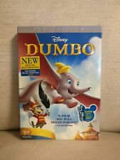 Dumbo (DVD, 2011, 70th Anniversary Edition w/Slipcover) Auhentic Disney