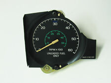 79-83 Ford Mustang Speedometer RPM Gauge 4 Cyl