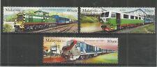 MALAYSIA 2015 TRAINS SG,2118-2120 U/M N/H LOT 7997A