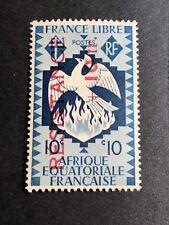 French Equatorial Africa Scott B25 Mint OG CV $40