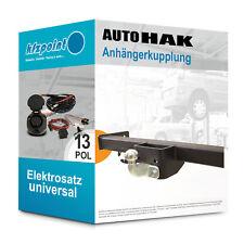 VW Crafter 04.2006-12.2016 AUTO HAK Anhängerkupplung starr + 13polig AHK Neuware