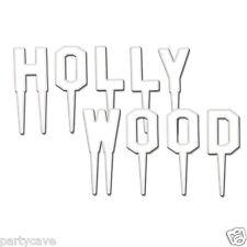 Hollywood Tema 5cm Picks-Film Festa Cibo Picks-tortina cupcake decorazione per torta