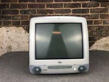 Apple iMac G3 PowerPC 400 MHz Graphite OS 10.3.9 128MB RAM 12GB HDD M5521