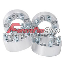 "4PC 2"" 5x4.5 Wheel Spacers Adapters 1/2""x20 for Jeep Wrangler TJ YJ XJ KJ KK ZJ"