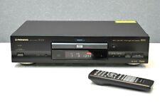 PIONEER DV-505 CD/DVD-Player mit Fernbedienung   Top Zustand