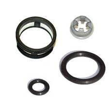 Side Feed Fuel Injector Repair Kit Filters Seals O-Rings Pintle Caps JECS