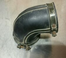 Kawasaki 175 Enduro F7-175 F 7 Used Air Cleaner Box Boot 1974 with clamps 2