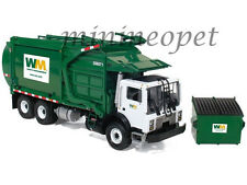 FIRST GEAR 10-4001 MACK TERRAPRO WASTE GARBAGE TRUCK FRONT END LOADER w BIN 1/34