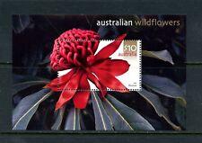 V818 Australia 2006 flora flowers wildflowers sheet Mnh