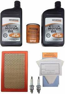Generac 0J93210SSM Maintenance Kit for 11KW Standby Units