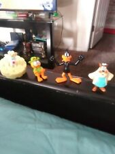 Classic vintage toys. Bugs bunny,tweedy bird and other hit classic cartoons.