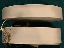 Cotton Canvas Strapping Belt 3 inch wide by the yard