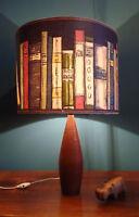 Mid Century Tischlampe Bodenlampe table lamp 50er 60er