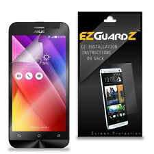 1X EZguardz LCD Screen Protector Shield HD 1X For Asus ZenFone 2E (Ultra Clear)