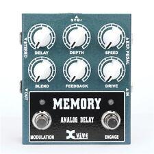Xvive w3 Memory delay-efecto pedal