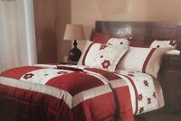 *Cathrine Lansfield* Floral Alicia Papri Pillow Shams (x2)