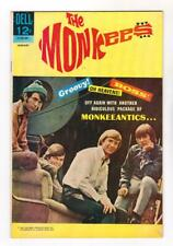 THE MONKEES #8  FN- (5.5) 1968, SILVER AGE,  PHOTO COVER  (SHIPS FREE) *