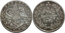 EGYPTE   5 QIRISH 1327/2 1910 KM#308