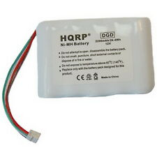 Ni-Mh 12v Battery Replacement for Logitech Squeezebox HRMR15/51 Internet Radio