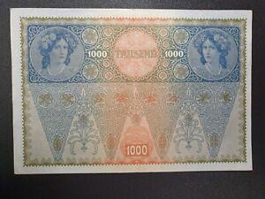 1902 Austria 1000 Kronen