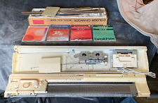 Brother Kh910 910 Electronic Knitting Machine- Plus Colour Changer, Extra Parts!