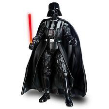 "Star Wars Darth Vader Talking Figure 14.5"" with lights up lightsaber New"
