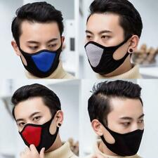 Reusable Face Mask UNISEX Breathable Mouth Mask Washable Face Cover Protection